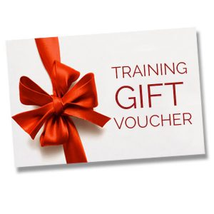 Dog Training Gift Card