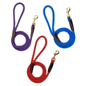 Mendota Dog Soft Clip Leads