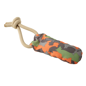 Rascal Dummy Dog Fetch Toy