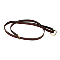 Mendota Leather Slip Leads