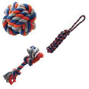 Rope Knots Dog Toys