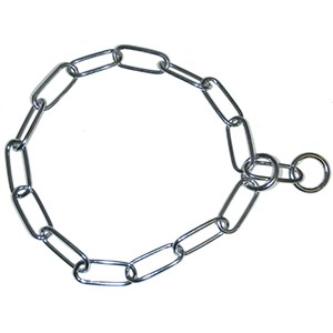 Fursaver Check Chain Dog Collars