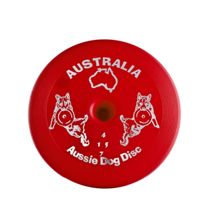 Aussie Dog Frisbee Disc