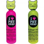 I love Pet Head Cat Shampoo