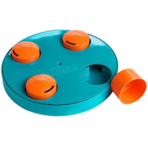 Outward Hound Treat Wheel Mini Puzzle