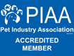 Pet Industry Association Accredited Member