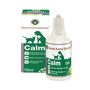 Calm Remedy Dog and Cat Anxiety Solution