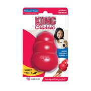Kong Classic Dog Interactive Treat Toy