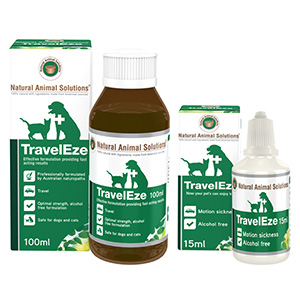 Traveleze Pet Motion Sickness Solution