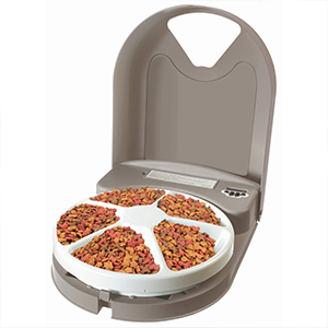 5 Meal Automatic Pet Feeder