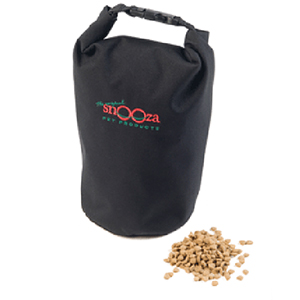 Feed Sack Pet Food Travel Bag