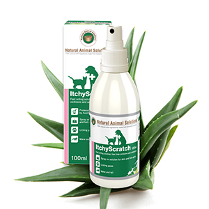 ItchyScrath Pet Itch Relief Spray