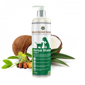 Pet Sensitive Herbal Shampoo