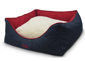 Jacks Woolly Indoor Dog Bed