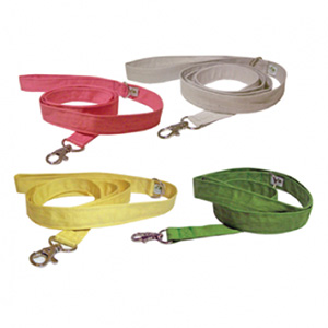 Organic Cotton Heritage Dog Leash