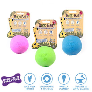 Beco Eco Dog Ball