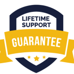 dog training lifetime support guarantee