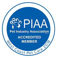 PIAA Accredited Pet Care Facility