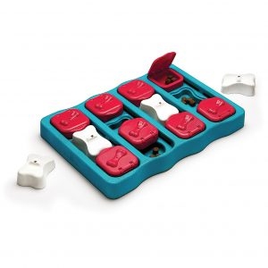 Nina Ottosson Dog Brick Treat Puzzle Toy